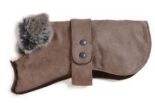 Chelsea Coat Brown 12in - 30cm