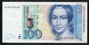 Germany 1996, 100 Deutsche Mark, P46, UNC+