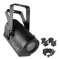Chauvet DJ Gobo Zoom USB LED Gobo Projector with CLP-10 O Clamp New