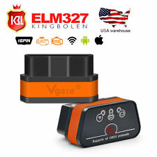 Vgate iCar2 WIFI ELM327 OBD2 Car Diagnostic Tool Code Reader for Android&IOS