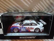 Minichamps - 1/43 - Nurburgring 24 Hour - BMW M3 GTR - #43 2003