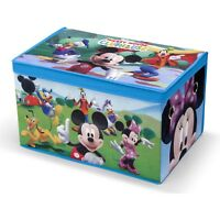 Mickey Mouse Toy box Fabric NEW