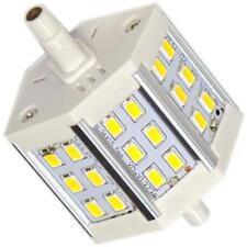5X Ampoule  LED R7S A+++ 6W 78mm 600 lm Blanc Froid