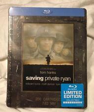 SAVING PRIVATE RYAN Blu-ray STEELBOOK Rare OOP LIMITED EDITION Tom Hanks Mint