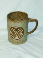 Tremar Pottery Tankard with Celtic Motif