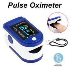 Portable Finger Oximeter Fingertip Pulsoximeter Medical With Sleep Monitor SL
