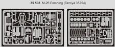 Eduard 1/35 M26 Pershing for Tamiya kit # 35503