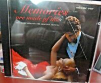 Memories are made of this vol 1 - 13 classic songs from original artists.