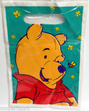 Winnie the Pooh Treat Sack, Favor Bag Birthday Party Supplies Disney's pooh