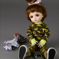 [Dollmore] 1/6 BJD YOSD USD  Dear Doll Size - Gomildo Set (Green)