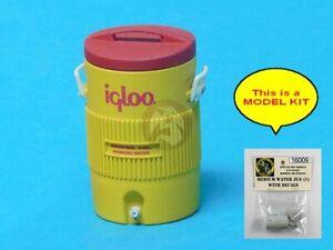 Special Ops 1/16 (120mm) Igloo 5 Gallon (19L) Medium Water Jug [MODEL KIT] 16009