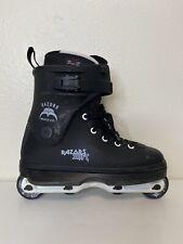 Razors Skate Co Razors Shift Agressive Inline Skates Black Boots / Men's Size 8