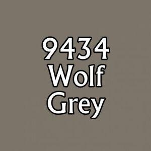 MSP Bones Color 1/2oz Paint Bottle #09434 - Wolf Grey