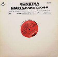"Agnetha Fältskog (ABBA) - Can´t shake loose | 12"" Maxi | USA | Promo"