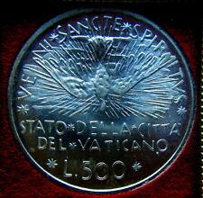 1978 Italy Vatican SEDE VACANTE rare silver coin UNC official red box