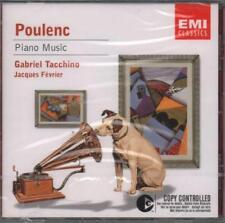 Poulenc(CD Album)Piano Music-New