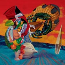 The Mars Volta OCTAHEDRON 5th Album MERCURY RECORDS New Sealed CD