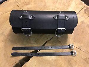 Werkzeugrolle BIG Lenkerrolle Gepäckrolle f. Harley Davidson Fatboy Heritage