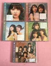 "Hinatazaka46 5th Single ""Kimishika Katan"" First Press Type-A,B,C,D+ Standard Set"
