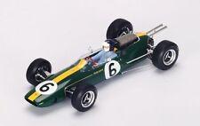 Spark 1/18 Team Lotus 25 #6 Winner French GP 1965 & World Champ 1965 Jim Clark