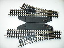 Trix Express Handweiche links rechts Paar 4351 4353 Kunststoff Schwellen Vollpro