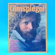 DDR Filmspiegel 24/1989 Charlie Sheen Katharine Hepburn Claude Brasseur Schorn F