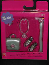 1999 SPECIAL COLLECTION BARBIE GLAMOUR ACCESSORY SET #26197!!