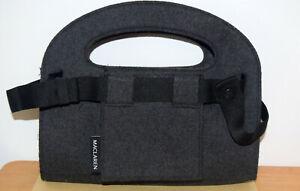 Maclaren Stroller Small Bag,Dark Grey,New