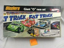2006 Hot wheels Sizzlers GIANT O RACE TRACK IN BOX #1