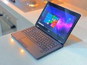 ༺ༀ༂TOUCH SuperFast DELL Latitude E7250 Intel®™Core i7•256 SSD•8GB•WIN10༂ༀ༻#3