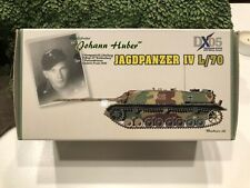 DRAGON ARMOR JAGDPANZER IV L/70 JOHANN HUBER FROM DRAGON EXPO 05 1/72 scale