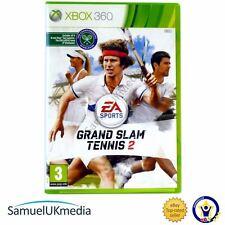 Grand Slam Tennis 2 (Xbox 360) **IN A BRAND NEW CASE**