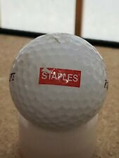 Staples - Logo Golf Ball - Used - Top Flite xl 2