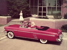1954 Mercury Monterey Convertible, Refrigerator Magnet, 40 MIL
