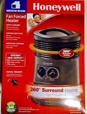 Honeywell - 360 Degree Surround Fan-Forced Heater(HZ-0360) Medium Room - New!!