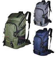 50L Outdoor Waterproof Hiking Camping Backpack Travel Rucksack Trekking Bags