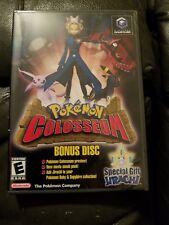 Pokemon Colosseum Bonus Disc (Nintendo, GameCube) -Sealed