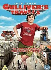 GULLIVERS TRAVELS-DVD-JACK BLACK-BRAND NEW SEALED