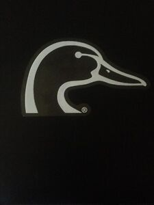 DUCKS UNLIMITED OFFICIAL DECAL (new and real DU with trade mark)