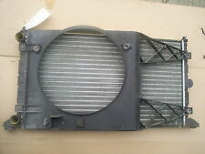 ford galaxy,vw sharan,seat alhambra radiator and cowling from a 95 n reg