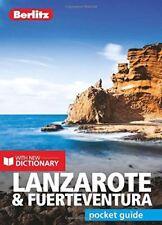 Berlitz Pocket Guide Lanzarote & Fuertaventura Latest Edition