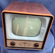 More details for rare vintage sobell t347black and white television