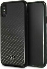Genuine Mercedes Dynamic Carbon Case for iPhone XS & X