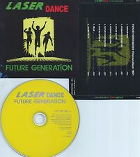 LASERDANCE-FUTURE GENERATION-2011-GERMANY-ZYX RECORDS ZYX 20957-2-CD-NEW-