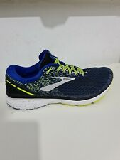 Brooks Ghost 11 Blue Mens Running Trainers - UK Size 10.5 - MINT CONDITION!