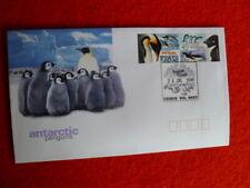 2000 ANTARTIC PENGUINS FIRST DAY COVER  PENGUIN PARADE  PMK FDI