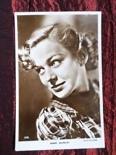 ANNE SHIRLEY  - FILM STAR- VINTAGE POSTCARD
