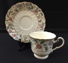 NORITAKE--LA PRADA--(1) CUP & SAUCER SET--(4) SETS AVAILABLE--BUY IT NOW!