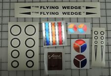 """AMF """"The Flying Wedge"""" set"""
