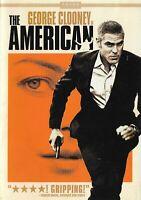 The American - Thekla Reuten Irina Bjorklund George Clooney Violante Placido DVD